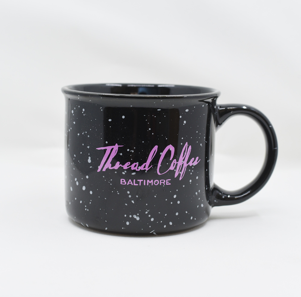 Thread Coffee Mug