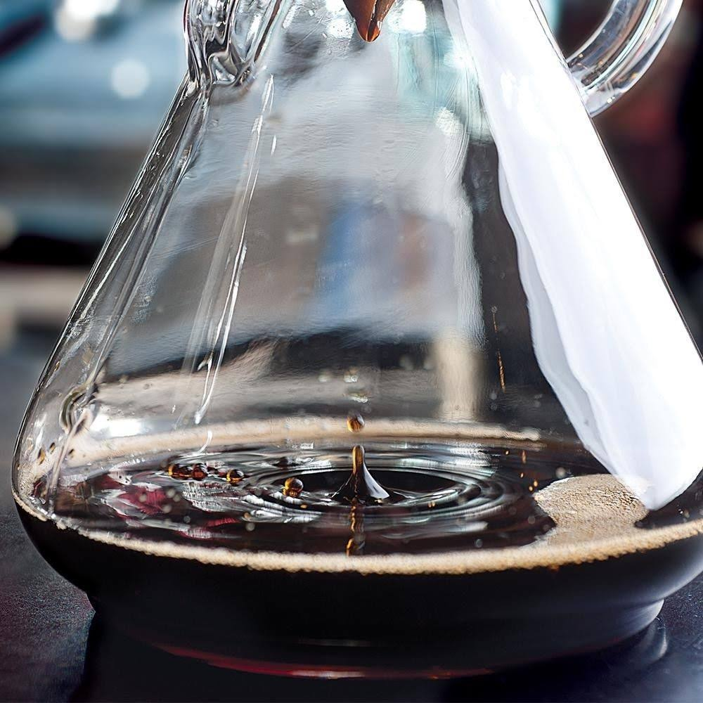 10-Cup Chemex Glass Handle