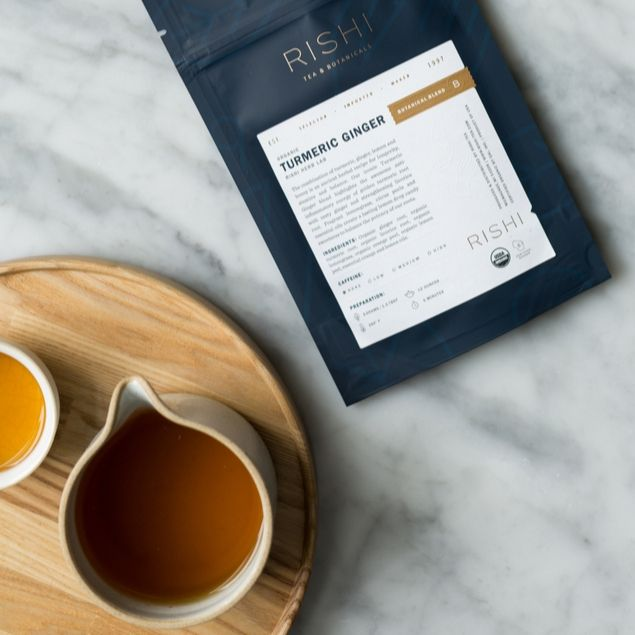 Rishi Tea & Botanicals - Loose Leaf Tea